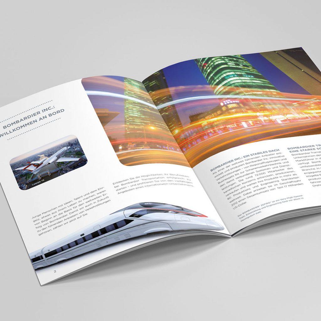 Bombardier Transportation Broschüre