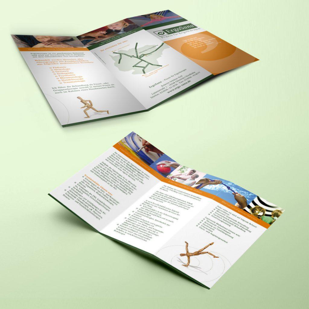 ErgoSana Broschüre
