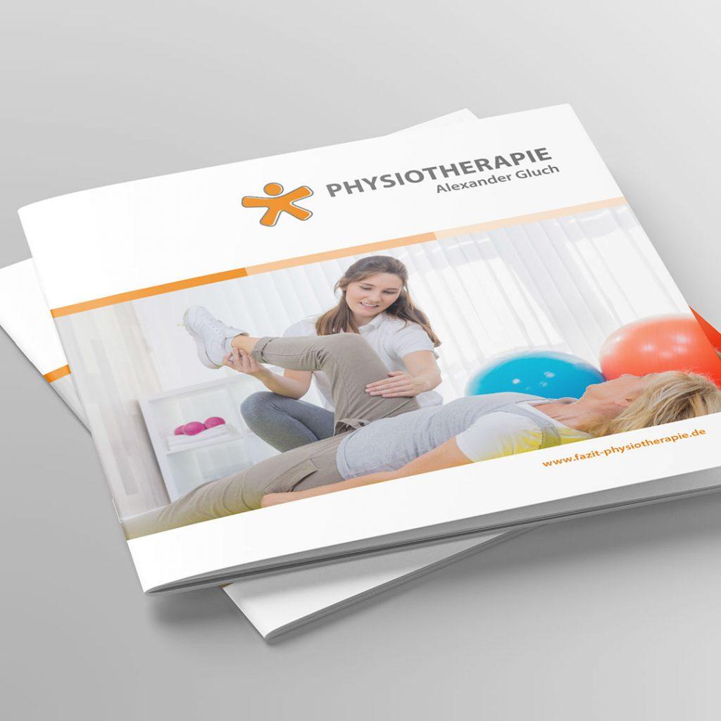 Gluch Physiotherapie Broschüre