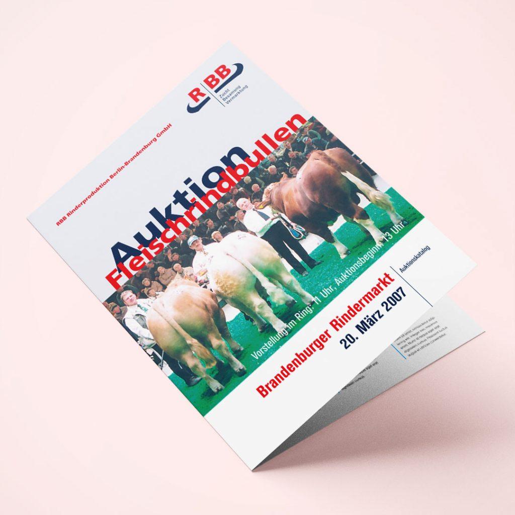 RBB Rinderproduktion Katalog