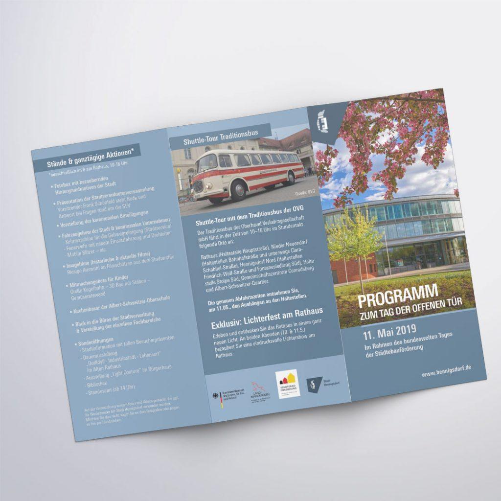 SV Hennigsdorf Tag der offenen Tür Programm